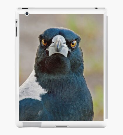 Not Happy !!! iPad Case/Skin