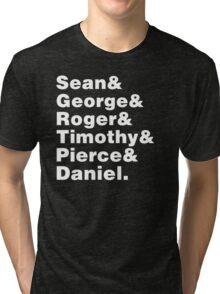 007s Tri-blend T-Shirt