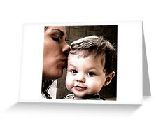 Momma Love... Greeting Card