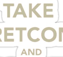 Take Retcon Sticker
