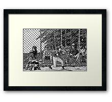 Evan Framed Print