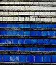 Tiles upward by Kayleigh Walmsley
