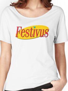 Festivus Women's Relaxed Fit T-Shirt