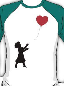 FOLLOW YOUR HEART ♥ T-Shirt