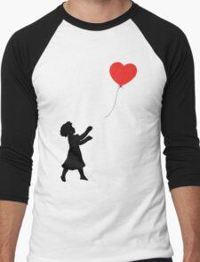 FOLLOW YOUR HEART ♥ Men's Baseball ¾ T-Shirt