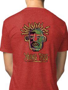 Young Thug - Old English Tri-blend T-Shirt