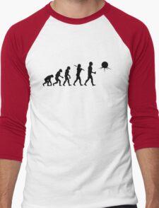 Full Evolution: Toclafane! Men's Baseball ¾ T-Shirt