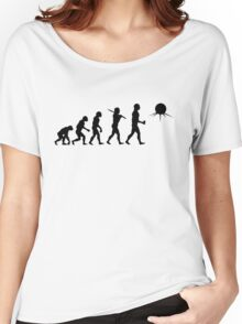 Full Evolution: Toclafane! Women's Relaxed Fit T-Shirt