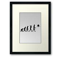 Full Evolution: Toclafane! Framed Print