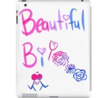 Beautiful Bi iPad Case/Skin