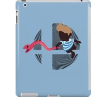 Lucas With Rope Snake - Sunset Shores iPad Case/Skin