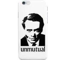 Unmutual iPhone Case/Skin