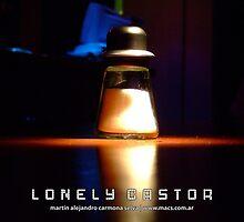 LonelyCastor by Martín Alejandro Carmona Selva