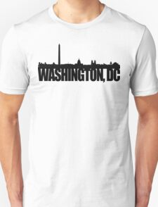 DC Skyline - black T-Shirt