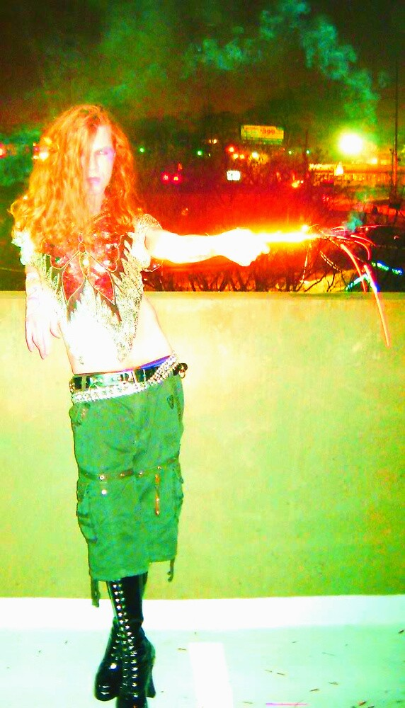 FIRE WALK WITH ME by Johny Angel