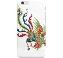 Chinese Rooster Asian Art iPhone Case/Skin