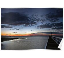 Swan Bay Jetty Poster