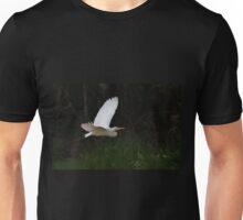 Egret at Fogg Dam Reserve, Northern Territory Unisex T-Shirt