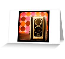 Kodak Duaflex TTV Greeting Card