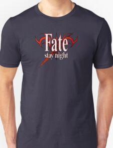 Fate/Stay Night Logo Unisex T-Shirt