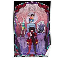 The Crystal Gems Poster