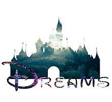 Disney Dreams by TayRobertsArt