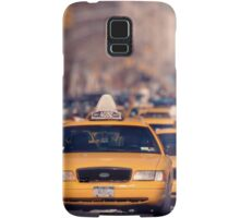 5th Avenue Cabs Samsung Galaxy Case/Skin