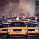 5th Avenue Cabs by RayDevlin