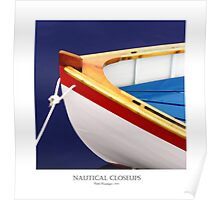 Nautical Closeups 12 Poster