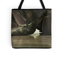 The floors hold my secrets Tote Bag