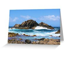 Northern Shore Greeting Card