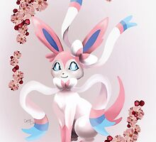 Sylveon by lokiette