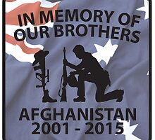 In memory of our brothers by SpadixDesign