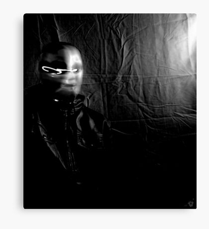 The Bump In The Night Canvas Print