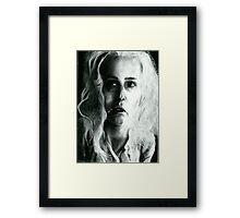 Ms Havisham Framed Print