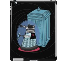 Daleks in Disguise - Second Doctor iPad Case/Skin