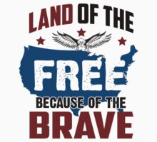 LAND OF THE FREE BECAUSE OF THE BRAVE 2 by Ryan Jay Cruz