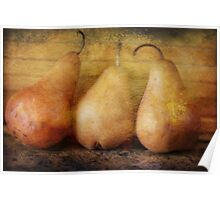 Le Pears Poster