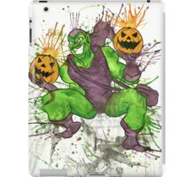 Green Goblin iPad Case/Skin
