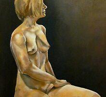 Female Nude by MegJay