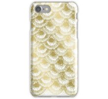 Organic Burst Gold iPhone Case/Skin