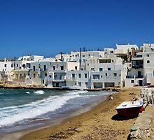 Naoussa, Paros 2 by Dalmatinka