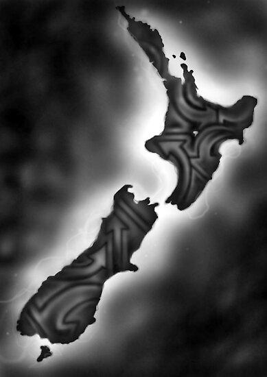 New Zealand-Street Side by Rangi Matthews