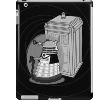 Daleks in Disguise - First Doctor iPad Case/Skin