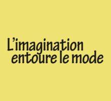 l'imagination entoure le monde by Mary Grekos