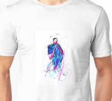Nigel Sketch  Unisex T-Shirt