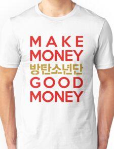 BTS/Bangtan Boys 'N.O' lyrics Unisex T-Shirt