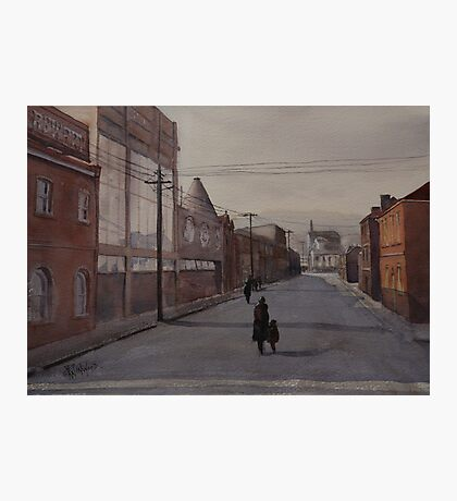 Days Gone By Photographic Print