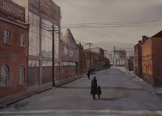 Days Gone By by Pauline Winwood