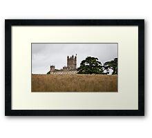 Carnarvon Castle, UK Framed Print